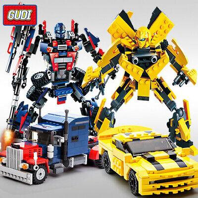 Roboter Transformers Spielzeug Optimus Prime Bumblebee