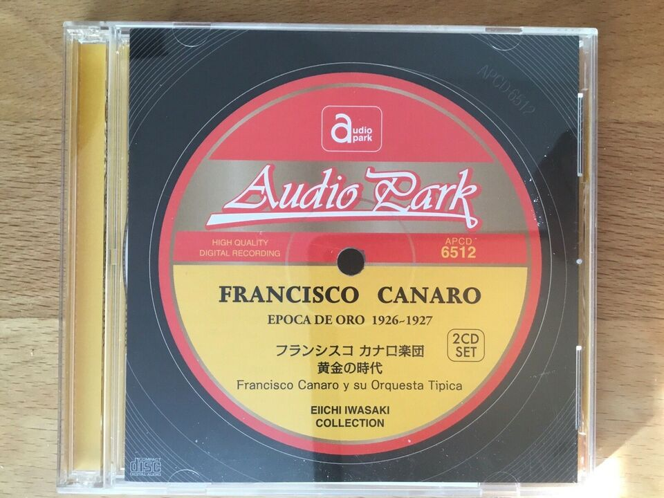 Canaro: Tango, andet