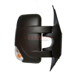 Vauxhall Movano 2003-2010 Door Mirror Manual Black Short Arm Pair Left /& Right