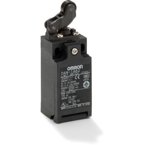 1Ö Omron D4N-1162 Endschalter Sicherheits-Positionsschalter Rollenschalter 1S