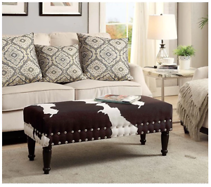 cheap living room furniture ottomans and benches discount affordable for sale ebay. Black Bedroom Furniture Sets. Home Design Ideas