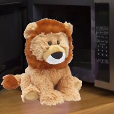 Warmies Lion Cozy Plush Large Children's Heating Pad Cold Pack CP-LIOI-1