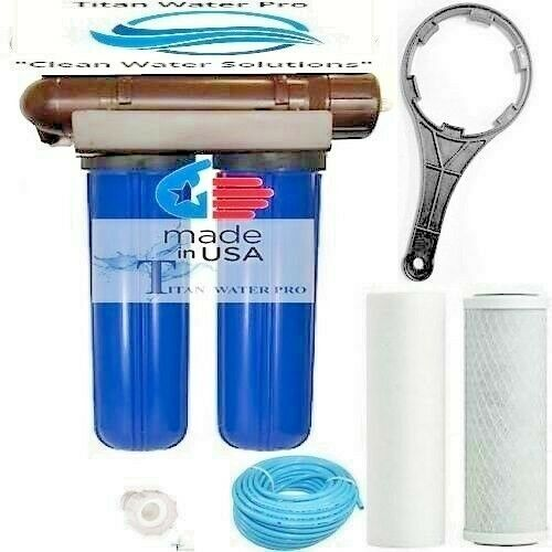 RO REVERSE OSMOSIS WATER FILTER 150 GPD, CLEAN WATER, HYDROPONIC & AQUARIUM