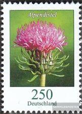 BRD 3199 (kompl.Ausg.) postfrisch 2016 Blumen