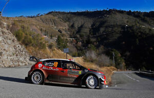 Citroen C3 WRC   Rallye Monte Carlo 2018 Meeke 1//43 ixo ixoram662