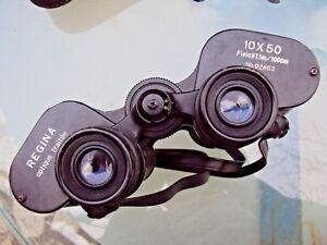 Paire-de-jumelle-Regina-10x50-optique-traitee