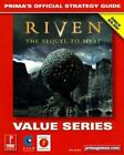 Value: Riven : The Sequel to Myst by Rick Barba (2000, Paperback)
