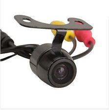 170° Mini Color CCD Car Reverse Backup Camera Rear View IR Night Vision KIT