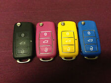 VW NEW BEETLE GOLF ETC 3 Buttons Remote Key HLO 1J0 959 753 P CAN CUT AND CODE
