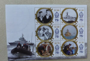 2016-NEW-ZEALAND-75tH-RNZ-NAVY-MINT-6-STAMP-MINI-SHEET