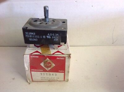 Genuine 7403P367-60 Whirlpool Range Switch Burner