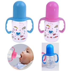 1x125ml-Saugerflasche-Saeuglingsmilchwasser-Babyflasche-mit-Griff-wl