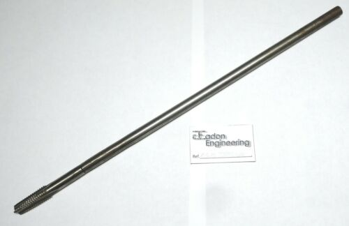 HSS self made. 330mm Long M12 x 1.75mm Metric Long Series Straight M//c Tap