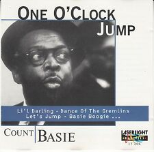 Count Basie - One o'clock jump, CD