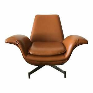 Mid-Century-Modern-Style-Hbf-Dialogue-Lounge-Chair