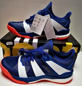 AC8561 46 blau Details zu Handballschuhe 7 X Gr42; Herren Stabil Hallensport adidas N8nPkO0wX