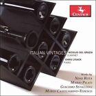 Italian Vintages (CD, Sep-2007, Centaur Records)