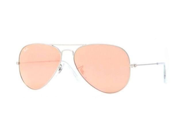 9ead8ed34202b Ray-ban hombre aviador Rb3025-019 z2-58 plata gafas de Sol   eBay