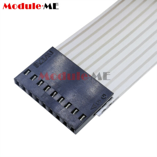 2PCS 4x5 Matrix Array 20 Key Membrane Switch Keypad Keyboard 4*5 Keys Arduino