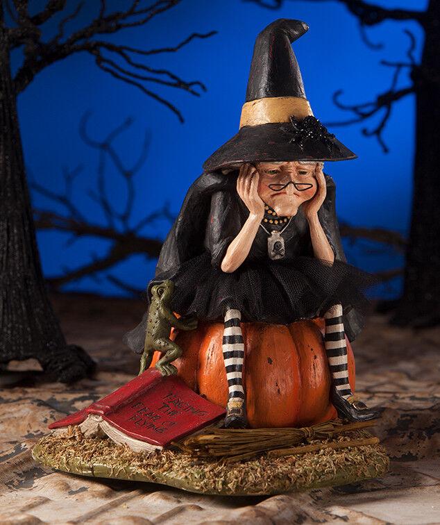 "Bethany Lowe Designs Halloween ""Fear Of Flying"" TD7636 1"
