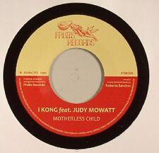 "I KONG feat JUDY MOWATT/ROBERTO SANCHEZ & NAJAVIBES - Motherless Child - 7"""