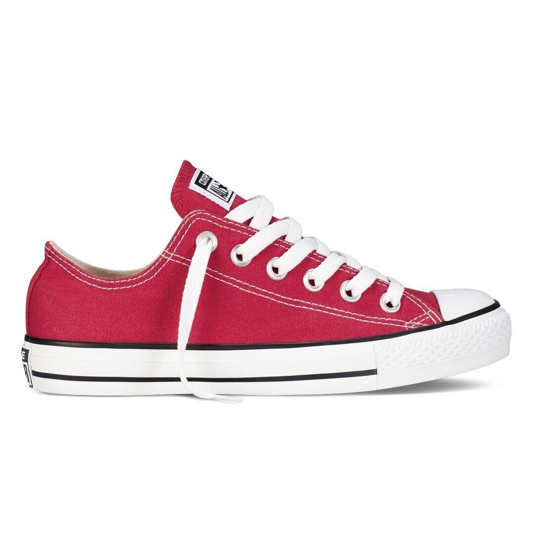 CONVERSE All Star Chuck Taylor Ox Schuhe Sneaker red M9696