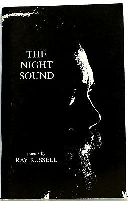 "RAY RUSSELL: The Night Sound — ""Dream House"" chapbook of poems, limited edition"