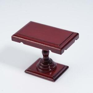 1-12-Dollhouse-Miniature-Furniture-Wood-Table-Mini-Living-Room-Side-Cabinet