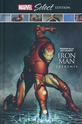 Marvel Comics Iron Man Extremis New Sealed Graphic Novel