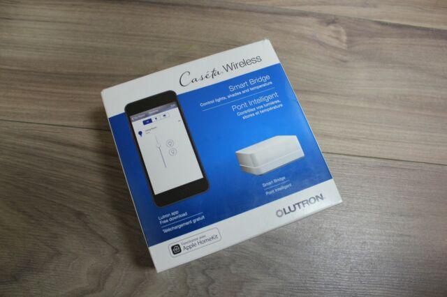 Lutron Caseta Wireless Smart Bridge