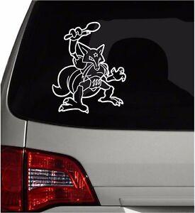"7/"" x 5.5/"" Window Vinyl Decal Sticker Laptop.. Klonoa Car"