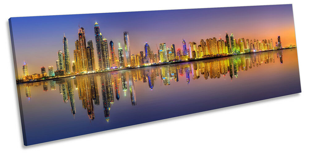 Dubai Cityscape Skyline Panorama foto foto foto stampa art. a muro d7a87e