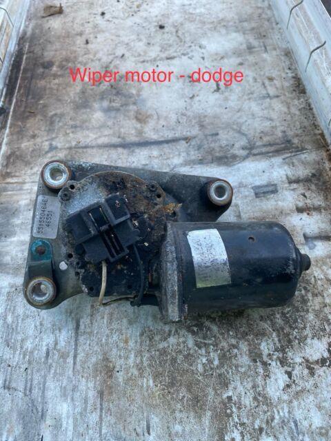 1998 99 00 01 02 2003 Dodge Ram 1500 2500 3500 Van Front Windshield Wiper Motor