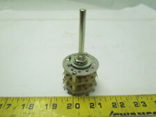 Electroswitch D760405n 4pole 5 Position Rotary Switch