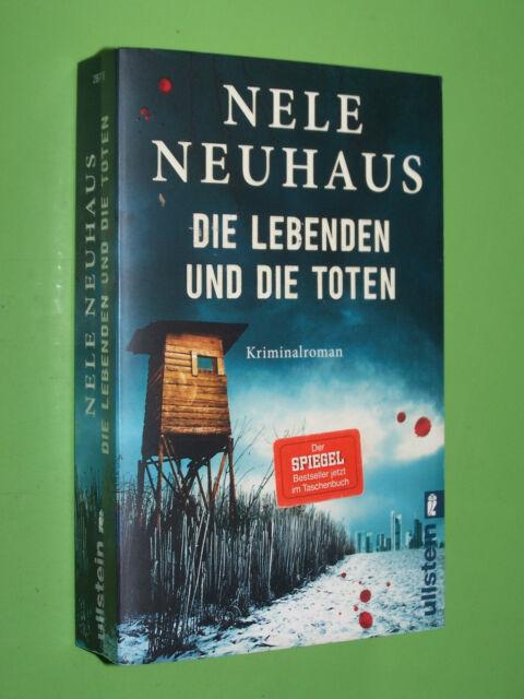 Die Lebenden und die Toten - Nele Neuhaus - 215 Ullstein TB (134)