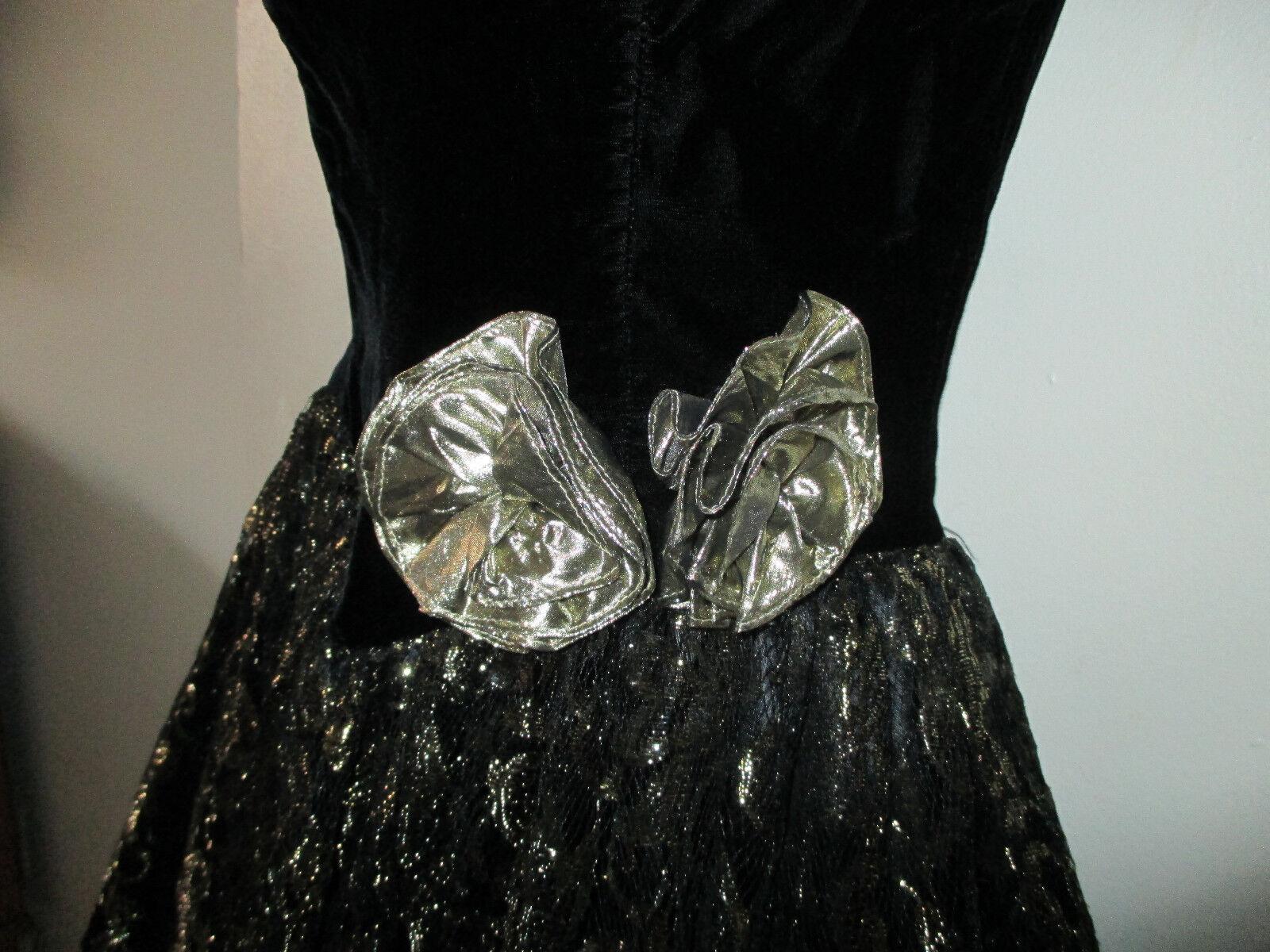Women Vintage Gunne Sax Cocktail Evening Clubwear… - image 3