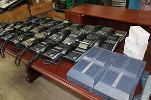 Nec-Univerge-Sv8100-Phone-System-26-Phones-64-Hour-VM-Card