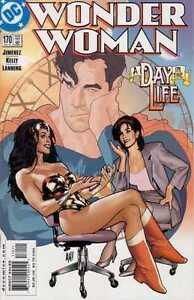 Adam Hughes Cover WONDER WOMAN #141 DC Comic Book 1st First Print NM to NM