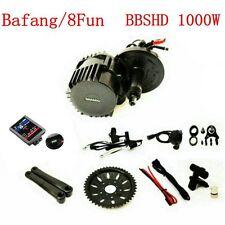 Bafang 8Fun BBSHD Mid Drive Central Motor,48V 1000W Conversion DIY Ebike Kit