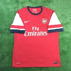 Mens Nike Arsenal Home 2013  11 Özil Camisa Trikot Maillot Maglia ... 61da48323