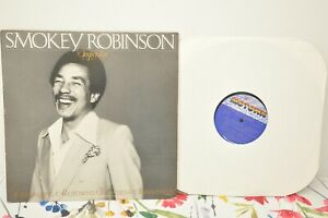 Smokey Robinson Superstar Series LP Album Vinyl Record M5-118VI A1/B1 Motown 70s