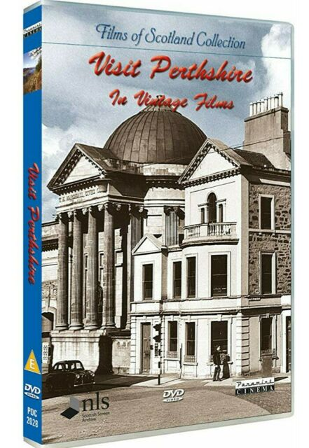 Visit Perthshire [DVD] - used very good