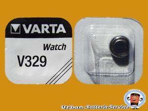 20x-Varta-V329-sr731-SR731SW-1-55v-productos-en-Blister-Pilas-de-Boton-reloj