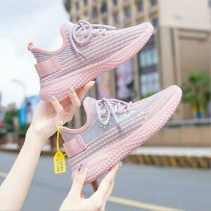 New-Women-039-s-Athletic-Casual-Walking-Sneakers-Running-Jogging-Shoes-Sports-Shoes