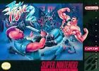 Final Fight 2 (Super Nintendo Entertainment System, 1993) - Japanese Version