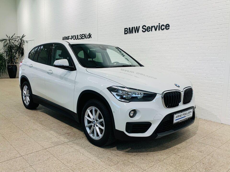 BMW X1 2,0 xDrive20d aut. Van,  5-dørs