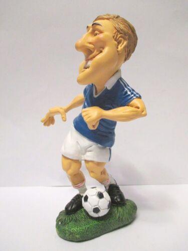 Fußballer Football  Funny Beruf Figur Profession 16 cm Neu