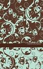 Password Keeper: A Password Journal Organizer (Blue & Brown Floral) by Cool Journals (Paperback / softback, 2013)