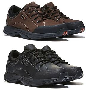 ROCKPORT-Men-039-s-Chranson-Casual-Oxford-SHOES-comfortable-style-LEATHER