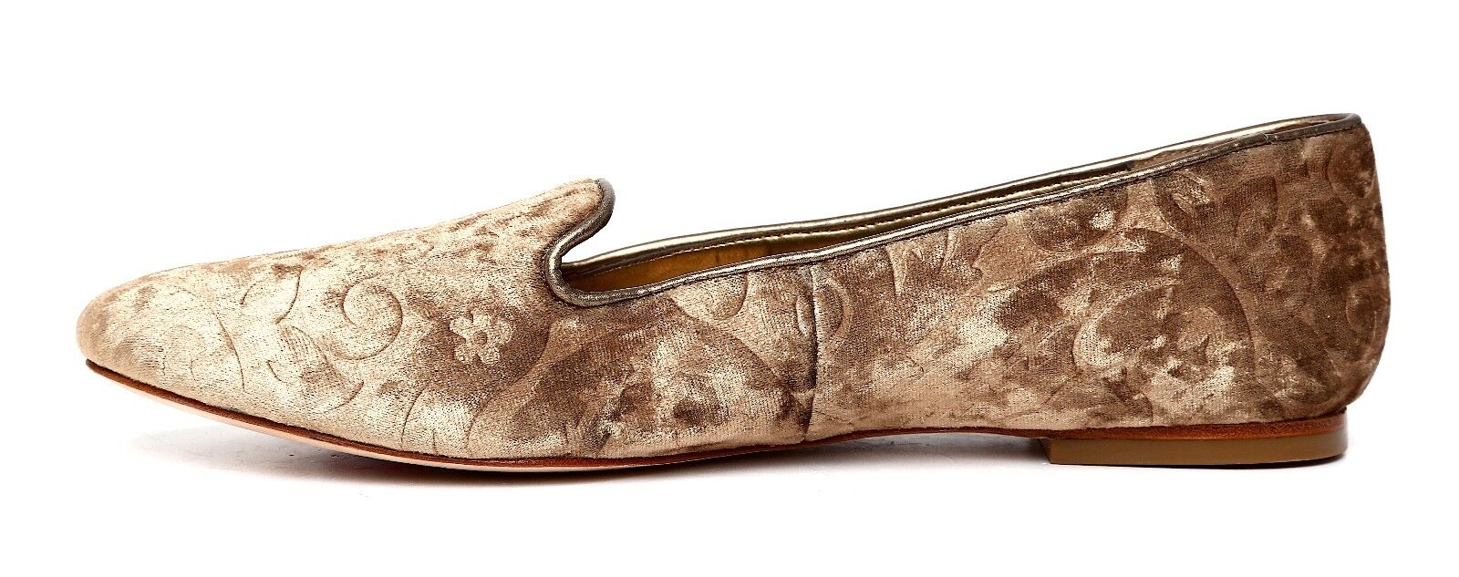 Ivanka Trump Kenni2 Loafer Flat Gold Damens Sz 6.5 6.5 6.5 M 5040 95e449